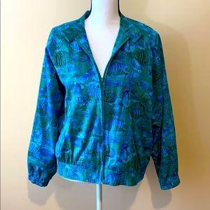 EP Pro Jacket 100% Cotton Unique fish print
